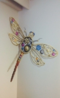 Pulp cafe Steam Punk Dragonfly