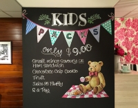 Ballantynes Tearooms Kids Menu